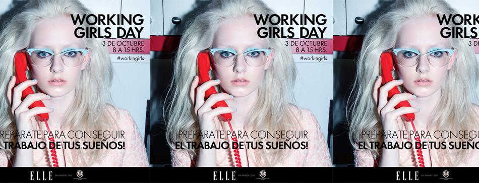 ELLE Mexico: Working GirlsDay