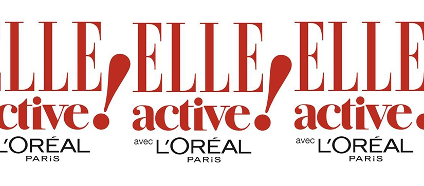ELLE Active France: 8th edition in Paris!