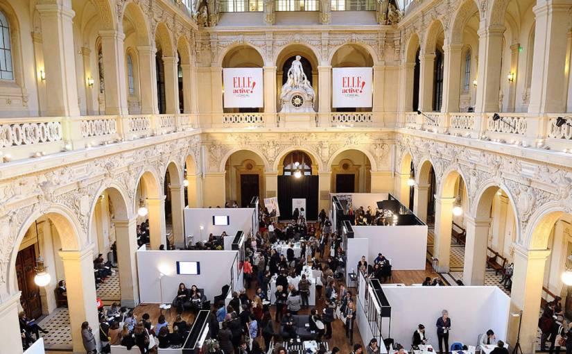 ELLE Active Forum in Lyon,France