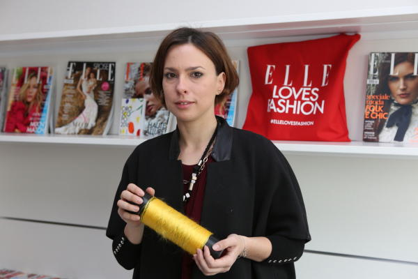 ELLE Impact2 Award in Milan: Orange Fiber