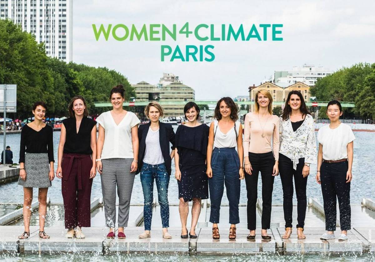 Women4Climate Paris