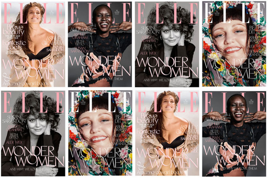 Welcome To ELLE UK's Wonder Women Issue