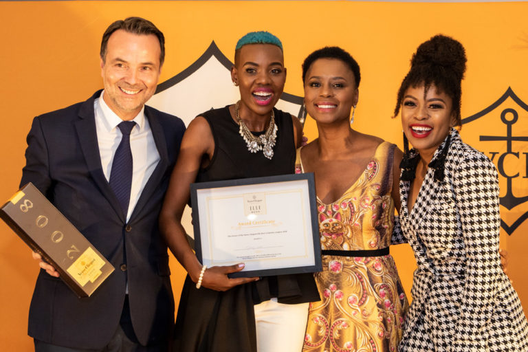 South Africa: 2018 Veuve Clicquot ELLE Boss Awards