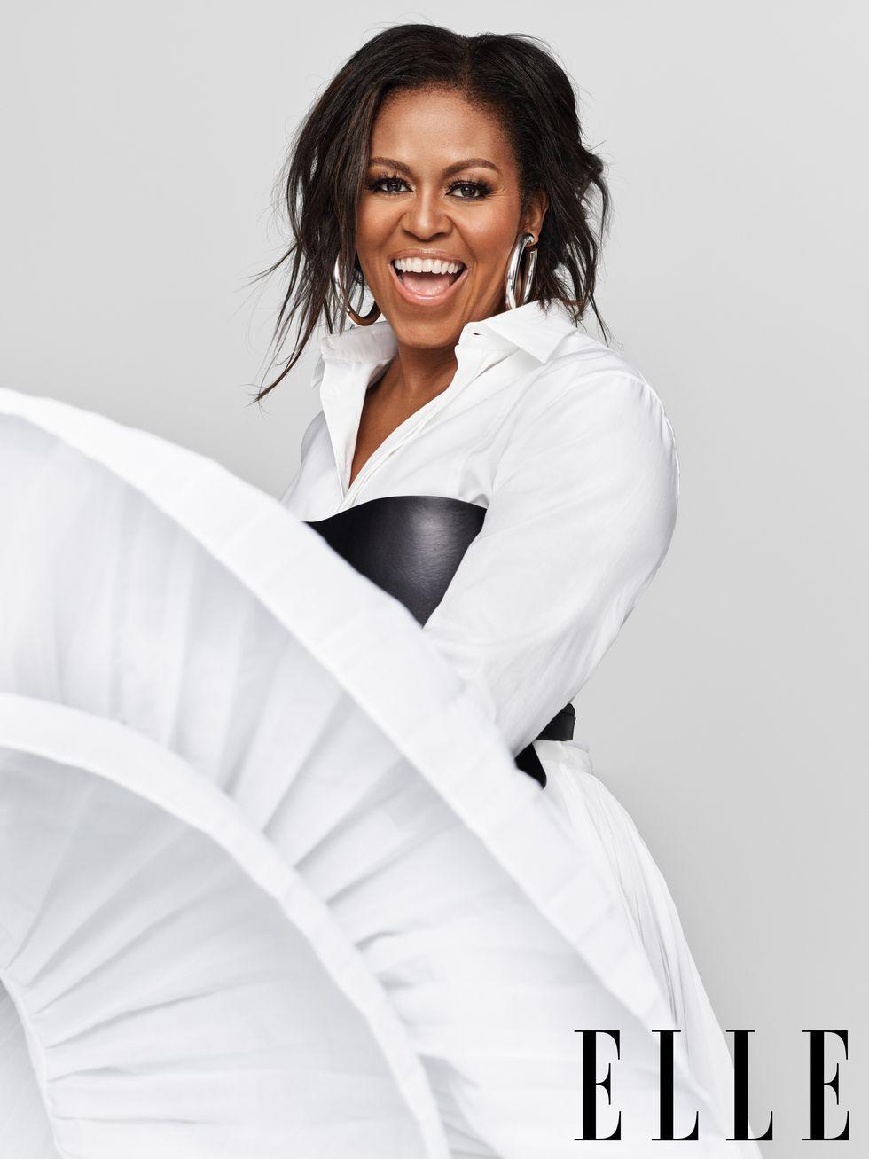When Michelle Obama MetOprah!