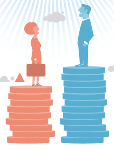 ELLE USA: New survey on gendergap