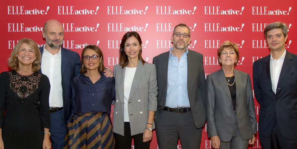 ELLE Active Italy: 3rd edition in Milan